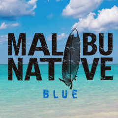 MALIBU NATIVE BLUE